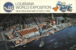 Louisiana World Exposition, New Orleans May 12-Nov. 11, 1984