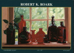 """Cranberry Glass"" by Robert K. Roark"