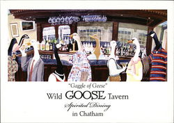 """Gaggle of Geese,"" Wild Goose Tavern"