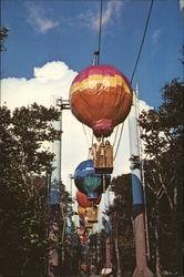Balloon Ride at Land of Oz, Beach Mountain