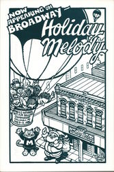 Holiday Melody - Year Round Christmas Store - Moves to Broadway