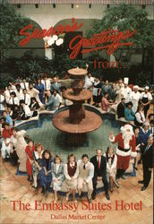 Seasons Greetings from The Embassy Suites Hotel, Dallas Market Center