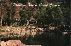 Phantom Ranch Swimming Pool, Grand Canyon National Park, Arizona