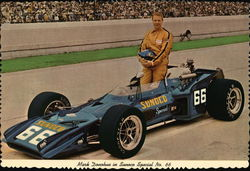 Mark Donohue in Sunoco Special No. 66