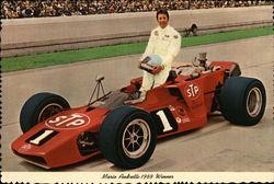 Mario Andretti-1969 Winner
