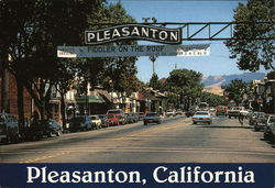 Pleasanton, California Street View
