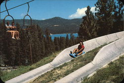 Alpine Slide - Village of Big Bear Lake