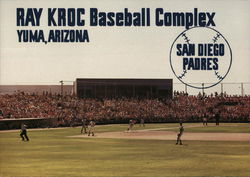 Ray Kroc Baseball Complex - San Diego Padres