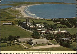 St. George's School and Second Beach