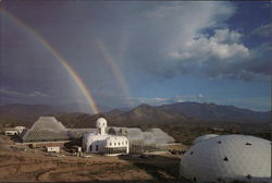 At the End of the Rainbow - Biosphere 2