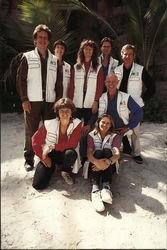 BioSphere2 - The Biospherian Team