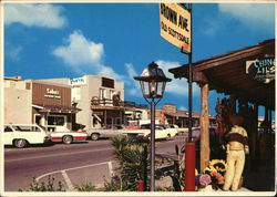 Brown Avenue, Old Scottsdale, Arizona