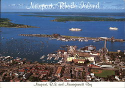 Newport, R. I. and Narragansett Bay