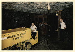 Mining Operations, Museum of Science & Industry