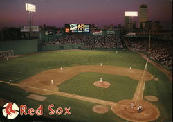 Baseball at Fenway Park