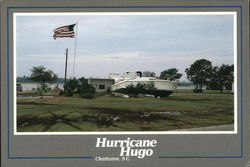Hurricane Hugo,September 21-22, 1989