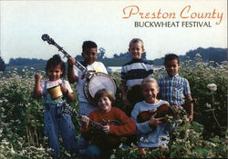 Preston County Buckwheat Festival