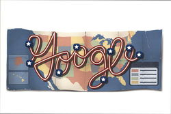 Google Doodle - US Map Background - 4th of July 2013