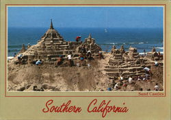 Southern California Sand Castles