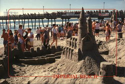 Annual Sand Castle Competition