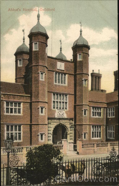 Abbot's Hospital Guilford England (UK)
