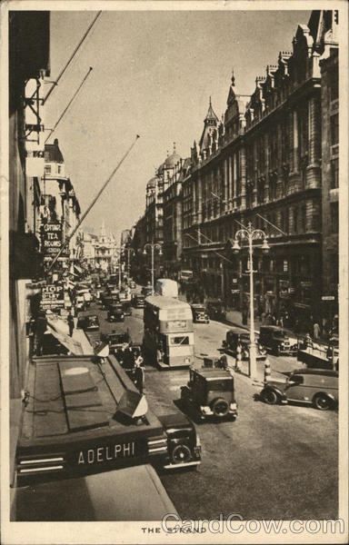 The Strand London England