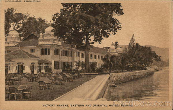 Eastern and Oriental Hotel - Victory Annex Penang Malaysia