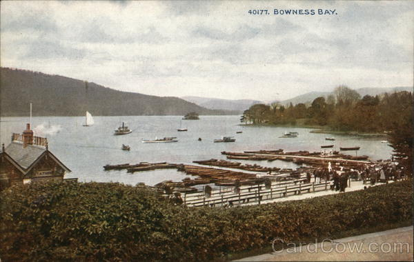 Bowness Bay Bowness-on-Windermere England (UK) Cumbria