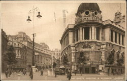 The Gaiety Theatre & Aldwych