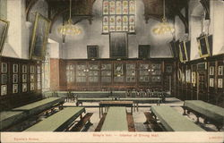 Gray's Inn - Interior of Dining Hall