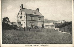 The mount, carke Postcard