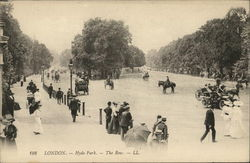 Hyde Park - The Row