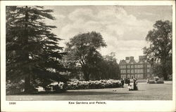 Kew Gardens and Palace