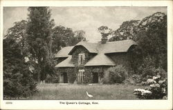 The Queen's Cottage, Kew