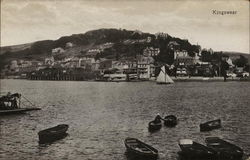 Kingswear Postcard