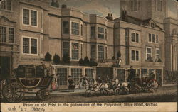 The Mitre Hotel Postcard