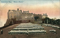 Edinburgh Castle - Black Watch, Inspection Day