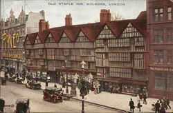 Old Staple Inn, Holborn