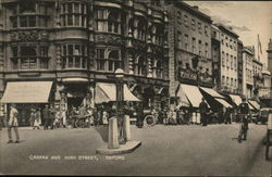 Carfax and High Street Postcard