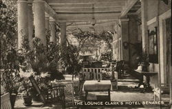 Clark's Hotel - The Lounge