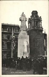 Nurse Edith Cavell Statue