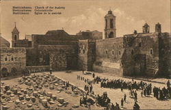 Bethlehem, Curch of the nativity