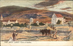 The holy land.-Cana of Galilee