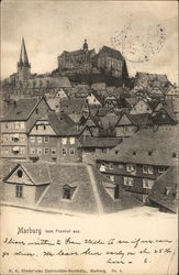 View of Town and Castle