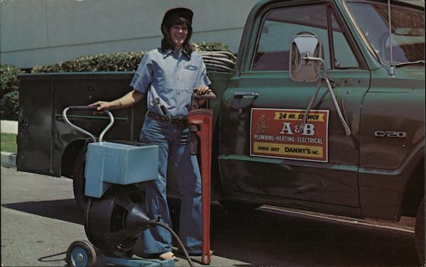 A&B Plumbing, Heating, Electric Los Angeles California