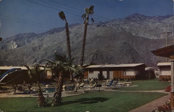 Place in the Sun Palm Springs California