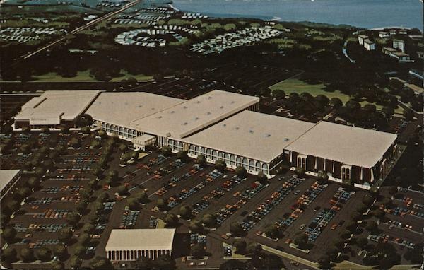 Clearwater Mall - Home of Clearwater Federal Savings and Loan Association Florida