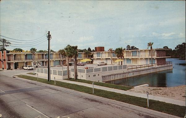 Cabana Motel Panama City Florida
