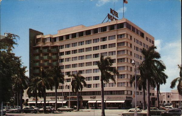 The Biscayne Terrace Hotel Miami Florida