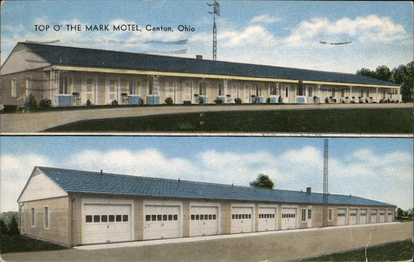 Top Of The Mark Motel Canton Ohio